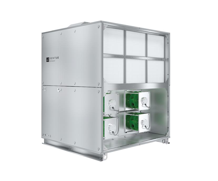 VENTUS Compact - floor-mounted